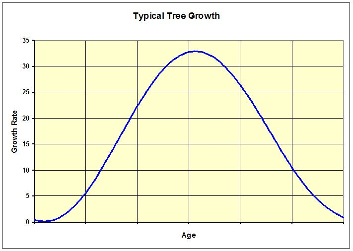CHART_Typical Tree Growth_Rate