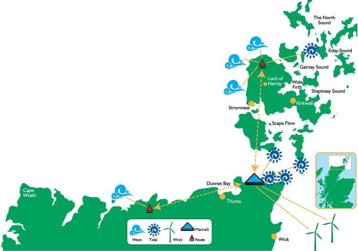 MAP_Pentland Firth